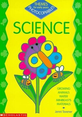 £2.12 • Buy Themes For Early Years Photocopiables: Science By Jenni Tavener (Paperback /