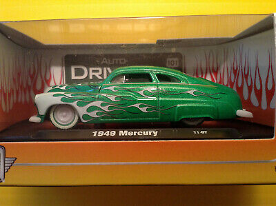$ CDN35 • Buy M2 Machines Auto-Drivers 1949 Mercury Chase Car  11-07