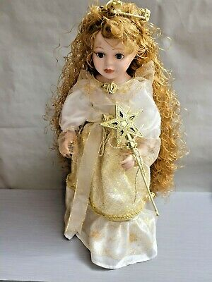 $ CDN48.87 • Buy Vintage Porcelain Doll 16'' T