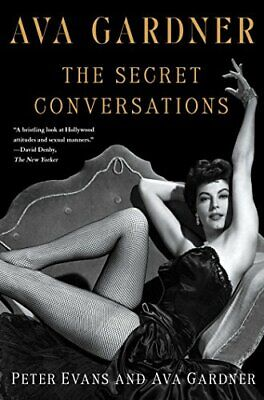 Ava Gardner: The Secret Conversations By Evans Book The Fast Free Shipping • 28.56£