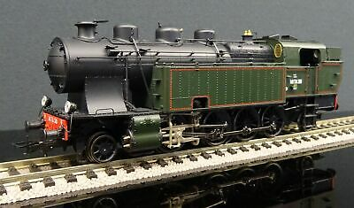 AU800.73 • Buy Jouef HJ2377S 141 Ta 318 SNCF Livery Green/Black, Decorations Red, DCC Sound
