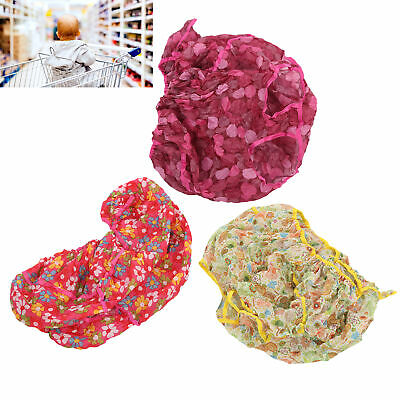 £5.12 • Buy Baby Shopping Trolley Cart Cover Seat Cushion Children High Chair Protector Pad