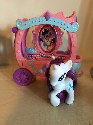 My Little Pony, Royal Gem Carriage, With Rarity • 19.99£