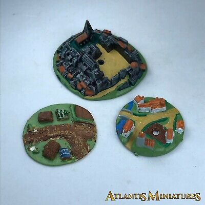 £29.99 • Buy Metal Village / Town Markers - Mighty Empires Board Game - Games Workshop X4285