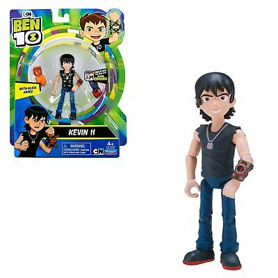 £24.89 • Buy Ben 10 KEVIN 11 With Alien Arms Action Figure 12 Cm 5 In #76131 Brand New