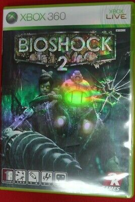 AU322.38 • Buy Bioshock 2 Xbox 360 Korea Import Korea Region Locked NTSC-J
