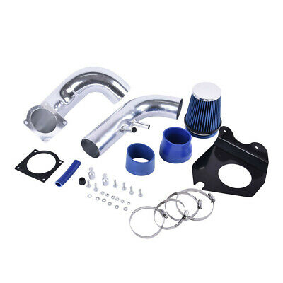 $53.99 • Buy For 1996-2004 Ford Mustang GT 4.6L V8 Cold Air Intake System Kit Blue Filter
