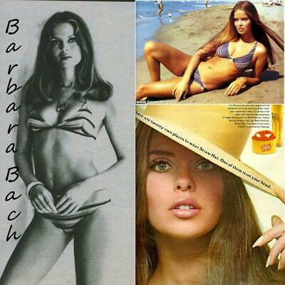 $ CDN8.43 • Buy Barbara Bach 8x10 Picture Simply Stunning Photo Gorgeous Celebrity #27