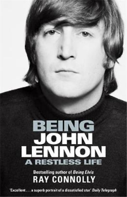AU18.65 • Buy Ray Connolly-Being John Lennon BOOK NEW