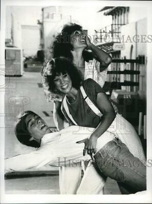 $13.88 • Buy 1980 Press Photo Erin Moran & Scott Baio With Choreographer Shirley Kirkes