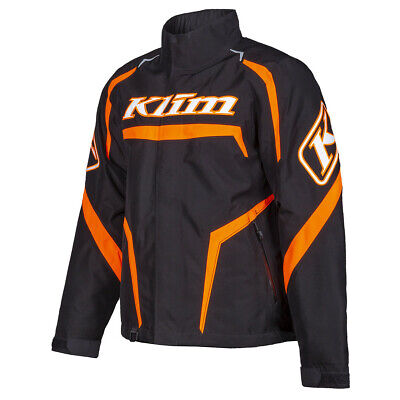 $ CDN416.03 • Buy Klim Men's Kaos Snowmobile Jacket Strike Orange L XL 2X 3X 3803-001-***-400