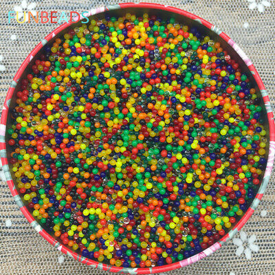 AU13.94 • Buy 10000 Beads Orbeez Water Crystal Wedding Decoration Xmas Gift Gel Vase Filler Uk