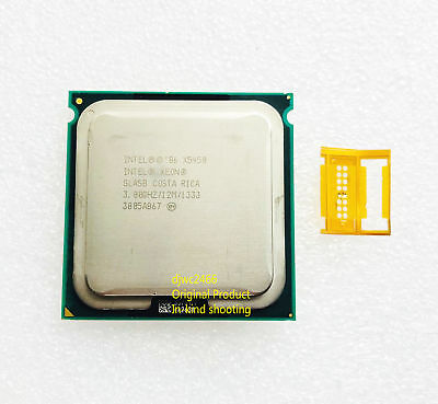 $ CDN27.78 • Buy Intel Xeon X5450 3.0GHz Quad-core Compatible LGA775 Super Q9550/Q9650
