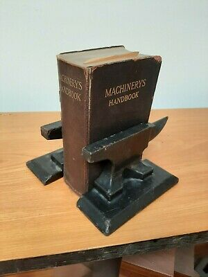 $1750 • Buy MACHINERY'S HANDBOOK, 1ST EDITION - This Is Not A Replica Hardcover
