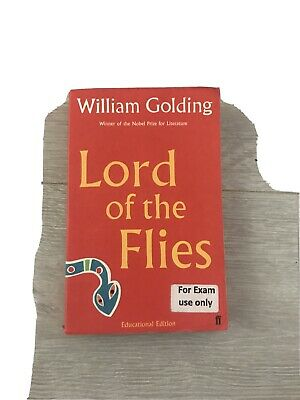 Lord Of The Flies Book • 2.50£