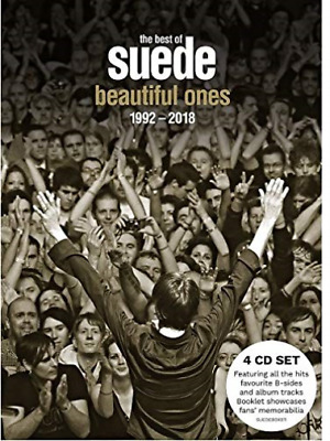 SUEDE-Beautiful Ones: The Best Of Suede 1992-2018 - Best Of CD NEW • 25.58£