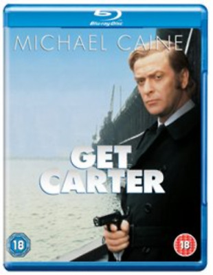 George Sewell, Terence Rigby-Get Carter Blu-ray NEW • 8.22£