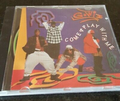 Come Play With Me By G-Wiz CD Maxi Single PROMO '93 Hiphop SBDJ75367-2 NM Rare • 46.30£
