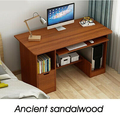 AU80.74 • Buy Office Desks Computer Desk Study Table Home Workstation Student PC Laptop Wood