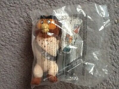 McDonalds Owl From Winnie The Pooh Set In Sealed Bag.      (77) • 5£