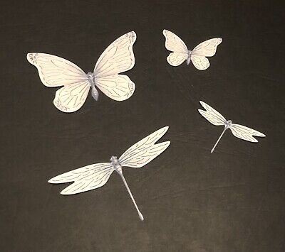 £3.20 • Buy Carnation Crafts On The Wing Butterfly Dragonfly Die Cuts
