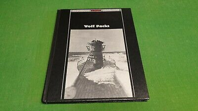 Wolf Packs The Third Reich Time Life Hardback • 2.95£