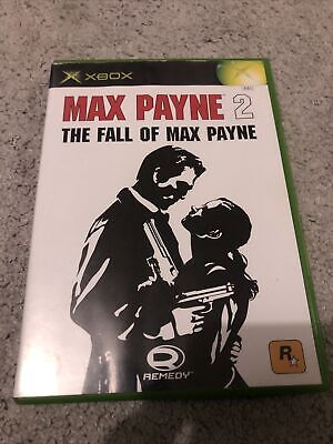 Max Payne 2: The Fall Of Max Payne (Microsoft Xbox) Complete Very Good Condition • 5.25£
