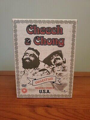 £14.95 • Buy Cheech And Chong DVD Collection Organically Grown In U.S.A 5 Films Free Post