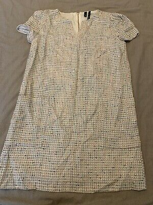 AU5 • Buy Mango Short Sleeve Dress Mid Length Size L