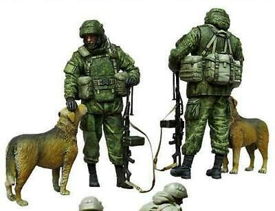 1/35 Scale Resin Kit  Modern Russian Soldiers (Crimea) Of Set-2 • 24.99£