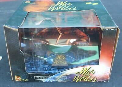 Nib Pegasus Hobbies The War Of The Worlds Martian War Machine 1/48 Display Model • 109.72£