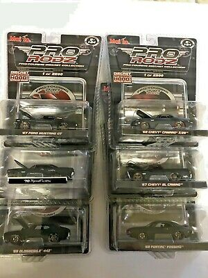 $135 • Buy MAISTO - Pro-Touring Diecast Collection - PRO-RODZ - CHASE CARS - All 1 Of 2500