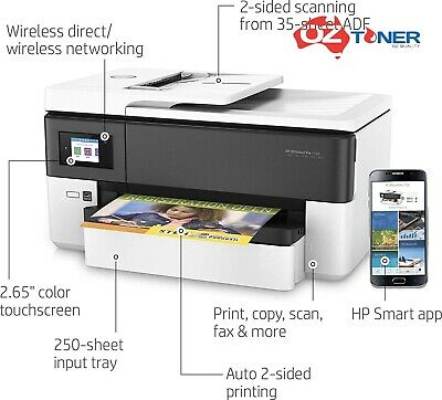 AU365 • Buy HP Officejet Pro 7720 A3 Wide Format All-in-One Printer+Duplex P/N:Y0S18A *NEW*