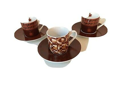 £18 • Buy Small Coffee/Expresso Cups With Saucers