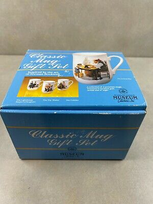 $ CDN15.86 • Buy Norman Rockwell Museum Collections Classic Mug Gift Set  (4) Piece.