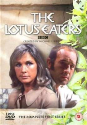 Ian Hendry, Wanda Ventham-Lotus Eaters: The Complete First Series DVD NEW • 12.38£