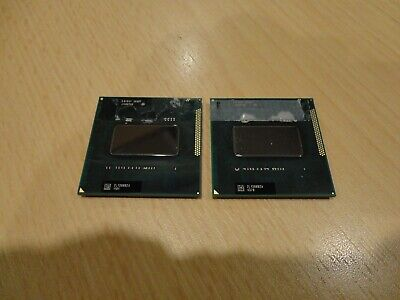 $ CDN101.23 • Buy LOT Of 2 Intel Core I7-2630QM 2.0GHz Quad-Core Mobile Laptop CPU SR02Y Socket G2