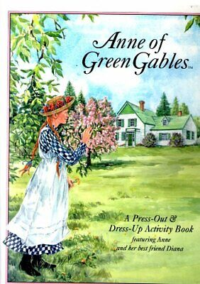 £5.99 • Buy Press-out Dressing Up Dolls Book (Anne Of Green Gabl... By Montgomery, L. M. Kit