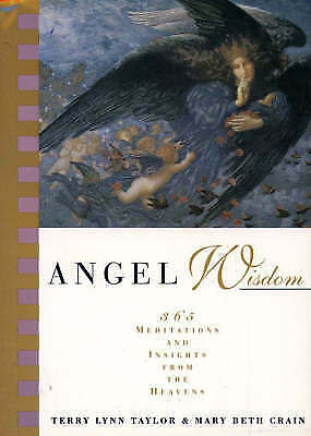 £4.57 • Buy Angel Wisdom: 365 Meditations From The Heavens, Excellent, Crain, Mary Beth,Tayl