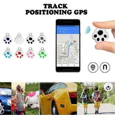 5pcs GPS Tracking Finder Device Tag Key Child Finder Pet Tracker Vehicle Locator • 13.79£