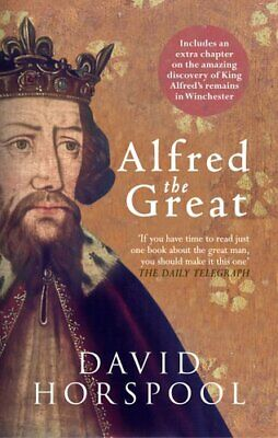 £8.80 • Buy Alfred The Great By David Horspool 9781445639369 | Brand New | Free UK Shipping