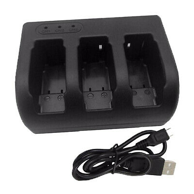 $ CDN14.21 • Buy Travel Black Battery Charger For GoPro Hero 8 7 6 5 Camera Accessories