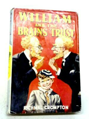 William And The Brains Trust (Crompton, Richmal - 1961) (ID:35581) • 19.18£