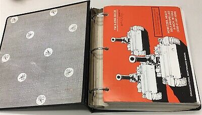 $50 • Buy TM 9-2350-304-20 Howitzer Heavy Self Propelled M110A2 Technical Manual
