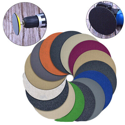 $ CDN12.06 • Buy 5 Inch Wet Dry 600-10000 Grit Hook And Loop Sanding Disc Silicon Carbide 10pcs