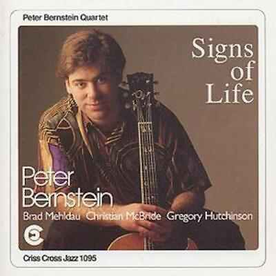 £13.21 • Buy Peter Bernstein Quartet : Signs Of Life CD (1999) ***NEW*** Fast And FREE P & P