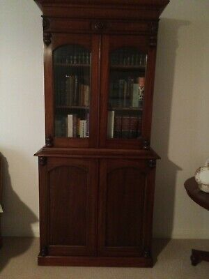 AU1200 • Buy Antique Victorian Bookcase