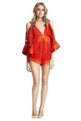 AU80 • Buy Alice McCALL Keep Me There Playsuit Size 6