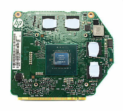 $ CDN264.48 • Buy HP L04820-001 NVidia GeForce GTX 1050 4GB Graphics Card /f HP 27-b209na AiO PC