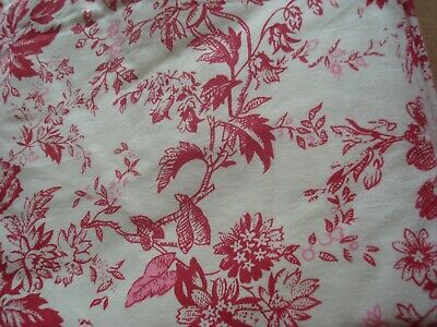 £24.50 • Buy ~ B&Q Colours ~ COTTON 90  X 72  Fully Lined 3  TAPED CURTAINS Fuschia Pink BNWT